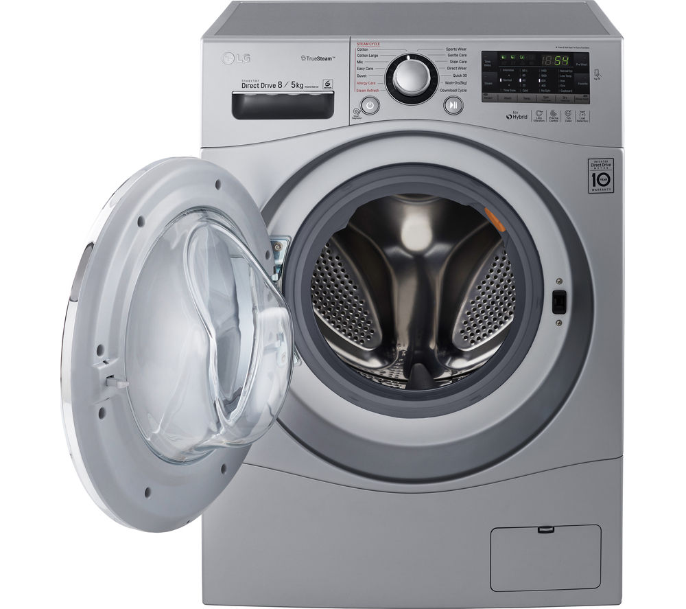 Lg Fh4a8tdh4n Washer Dryer Appliance Spotter