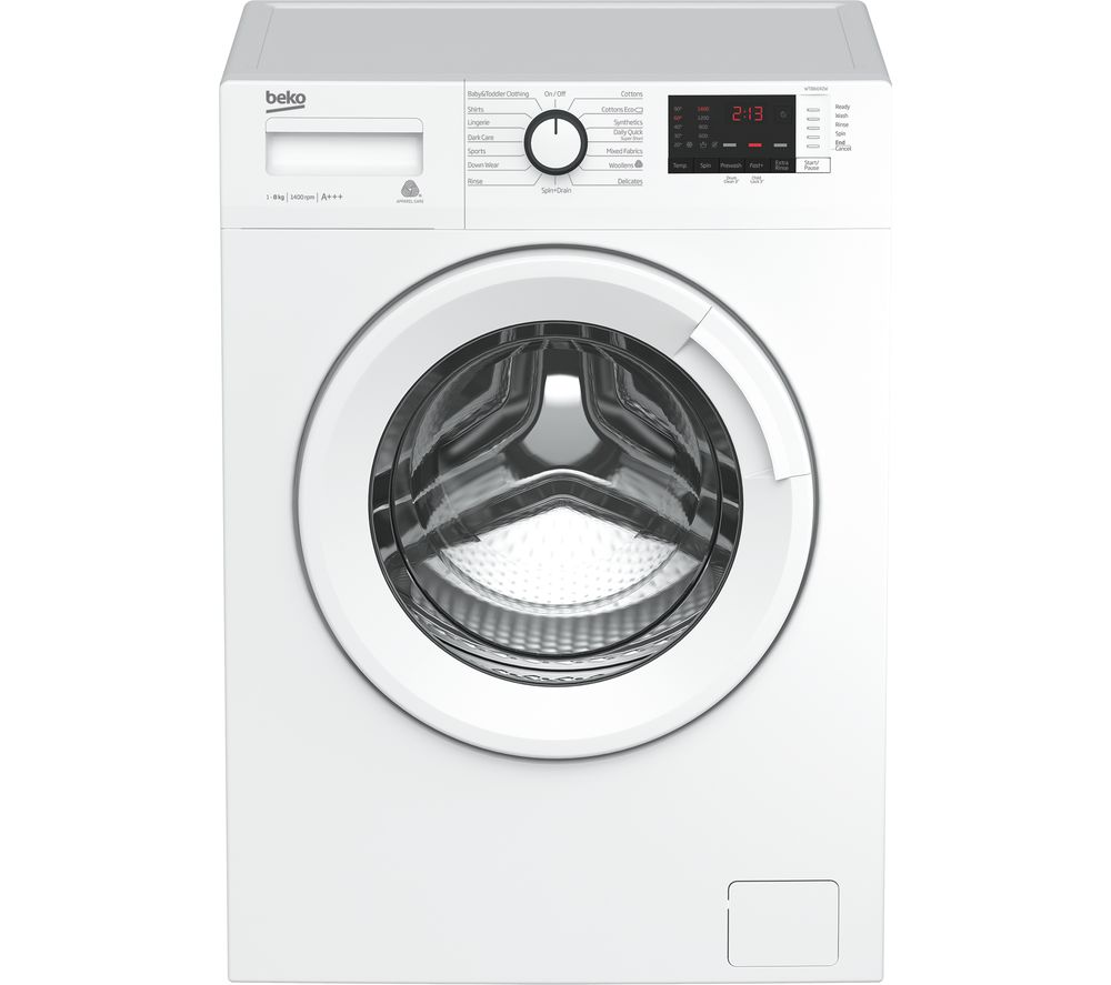 Beko WTB841R2W Washing Machine