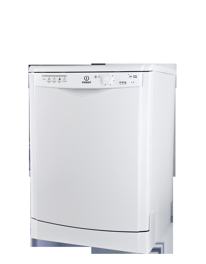indesit dfg15b1 full size dishwasher appliance spotter. Black Bedroom Furniture Sets. Home Design Ideas