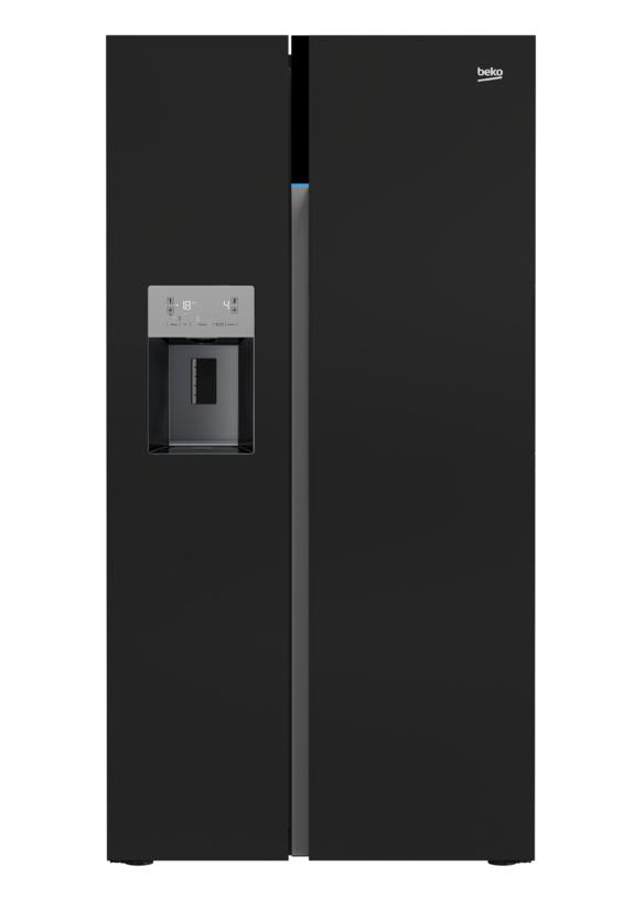 Beko Asgn542b Fridge Freezer Appliance Spotter
