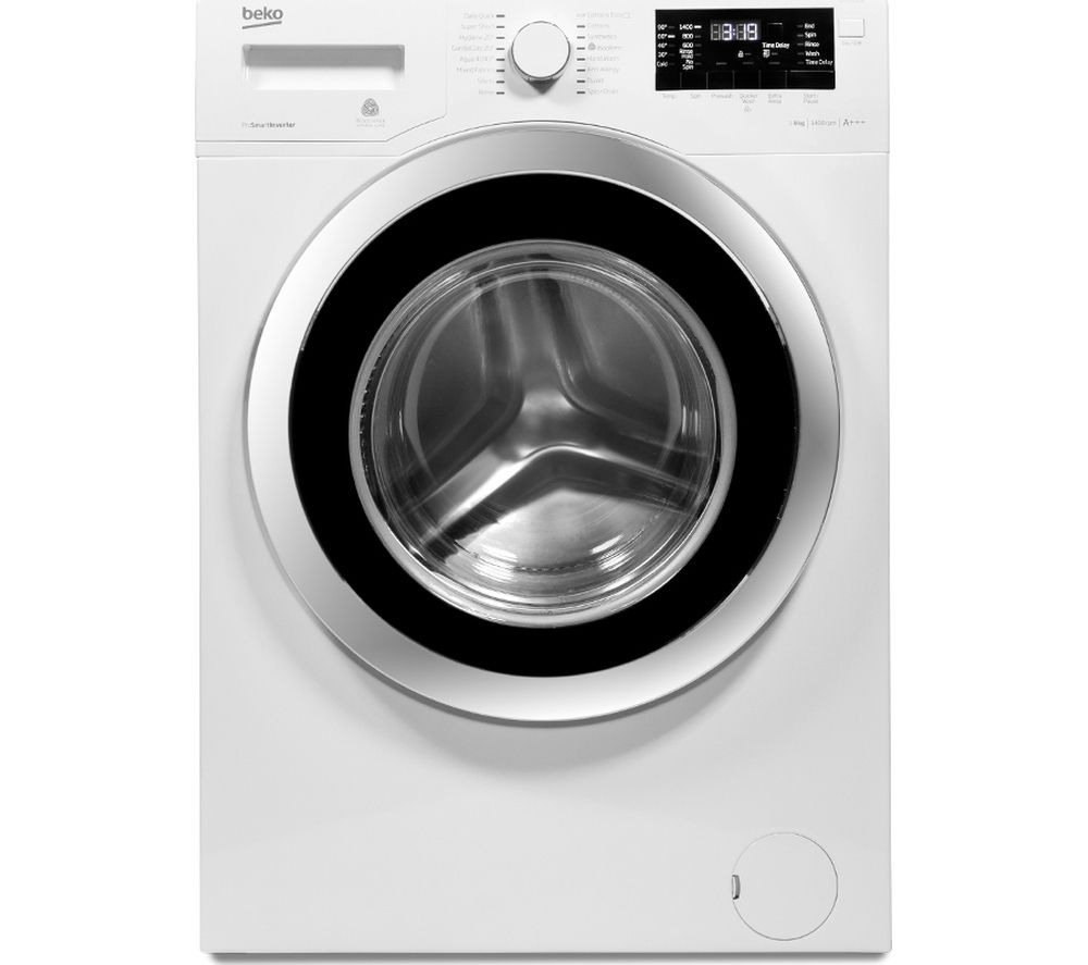 Beko Wx943440w Washing Machine Appliance Spotter