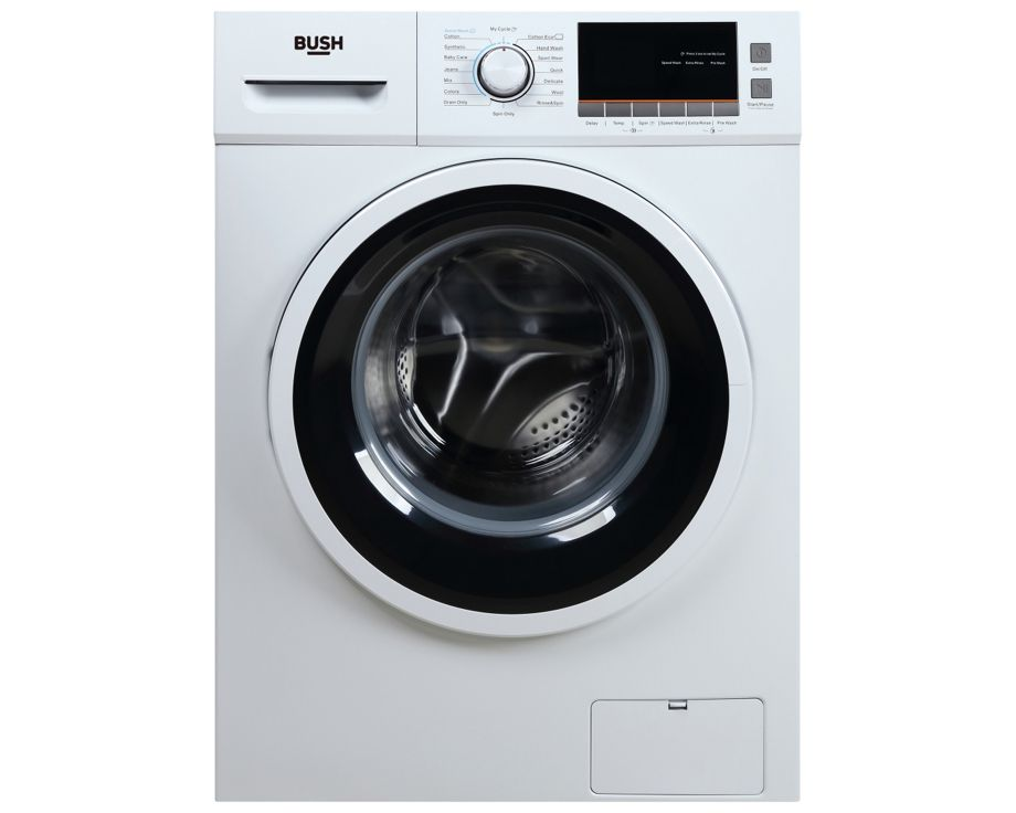 Bush Wmnsx714w Washing Machine Appliance Spotter