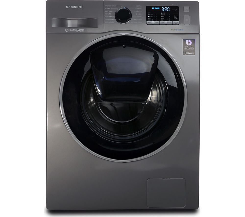 Samsung Ww90k5410ux Washing Machine Appliance Spotter