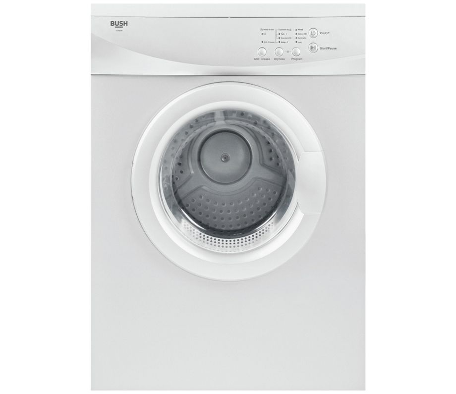 Bush V7sdw Tumble Dryer Appliance Spotter