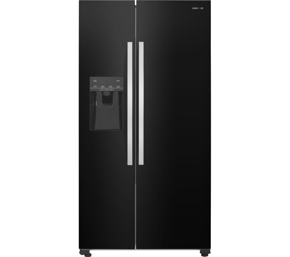 kenwood ksbsdib17 fridge freezer appliance spotter. Black Bedroom Furniture Sets. Home Design Ideas