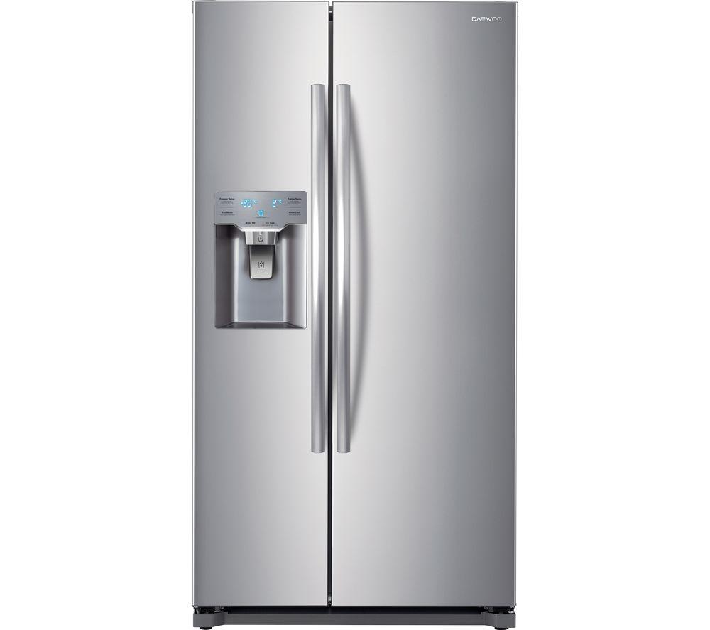 daewoo drzb53npes fridge freezer appliance spotter. Black Bedroom Furniture Sets. Home Design Ideas