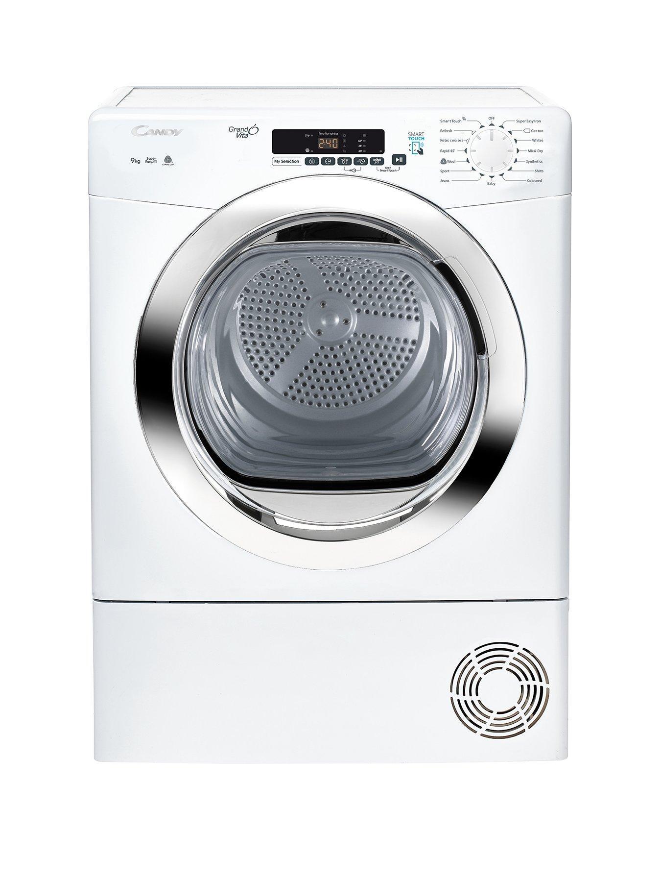 Candy Gvs C9dcg Tumble Dryer Appliance Spotter