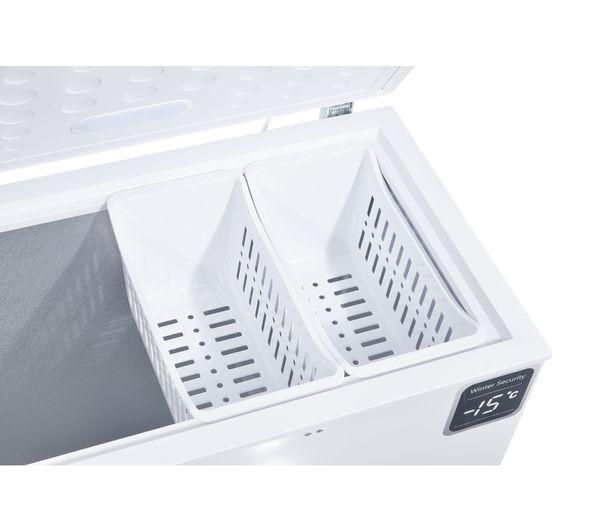 Logik L200cfw17 Chest Freezer Appliance Spotter
