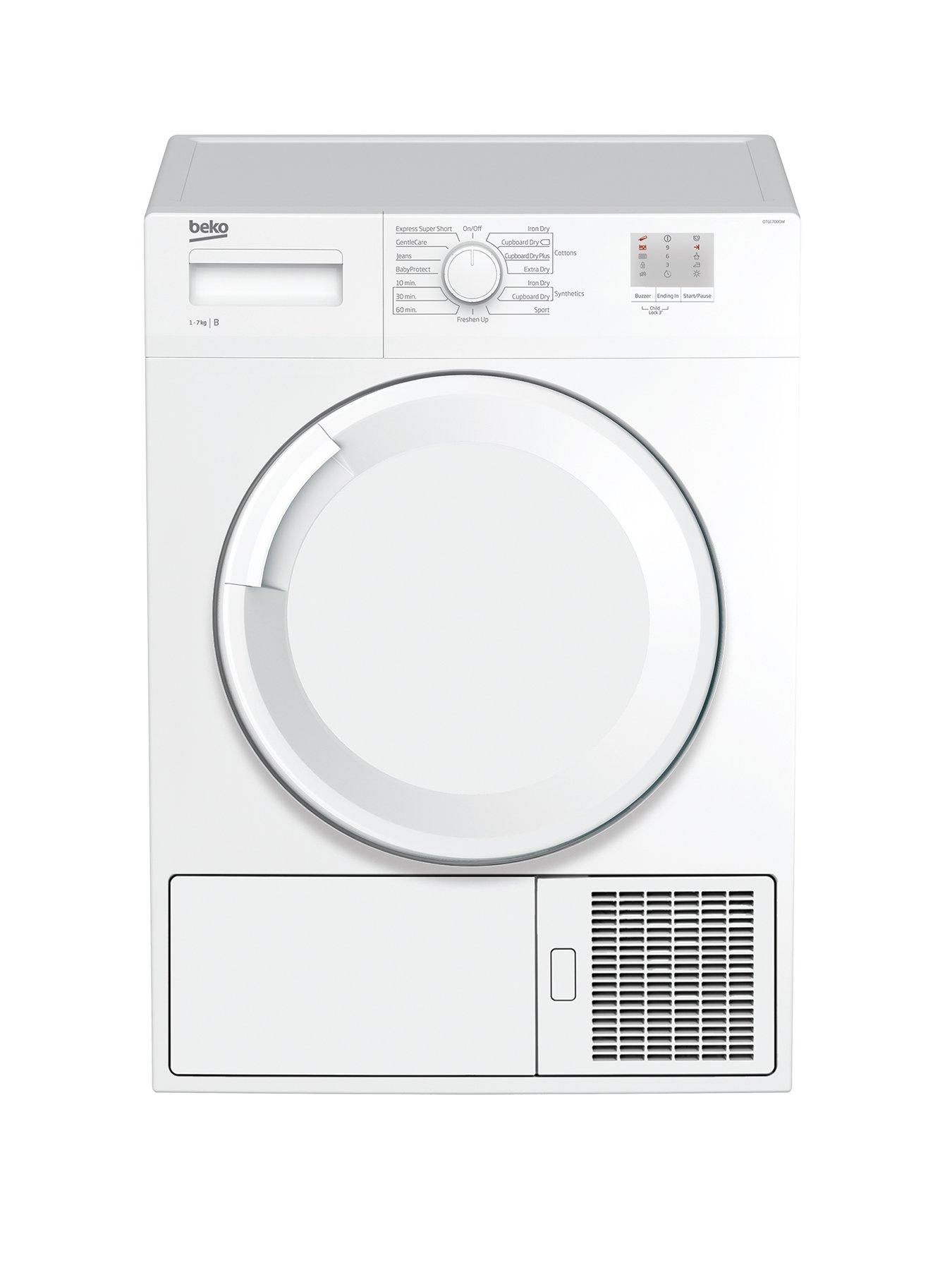 Beko Dtgc7000w Tumble Dryer Appliance Spotter