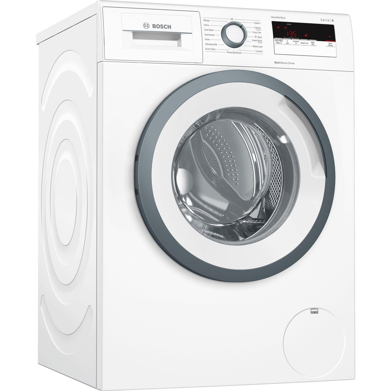 Bosch Serie 4 WAN28150GB Washing Machine - Appliance Spotter