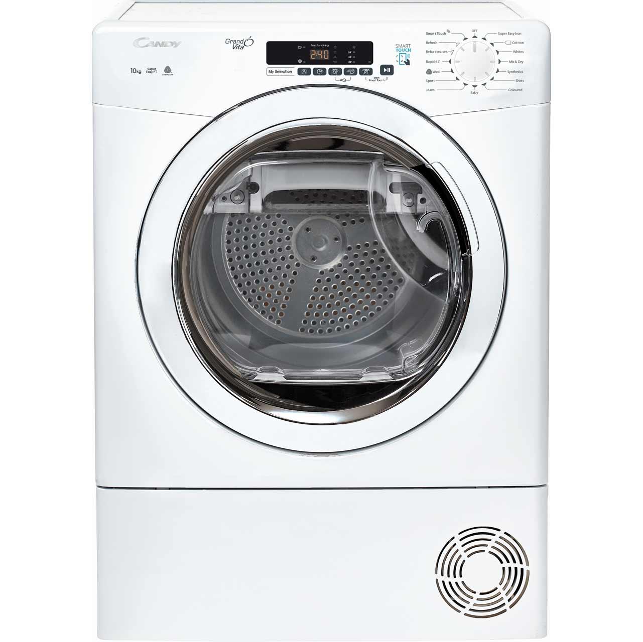Candy Grand O Vita Gvsc10de Tumble Dryer Appliance Spotter