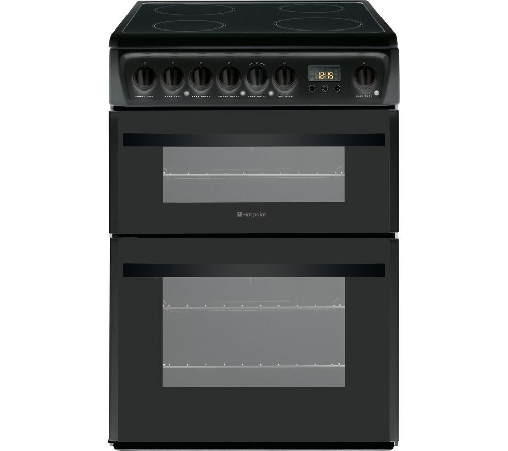 Hotpoint Newstyle Dcn60k Electric Cooker Appliance Spotter