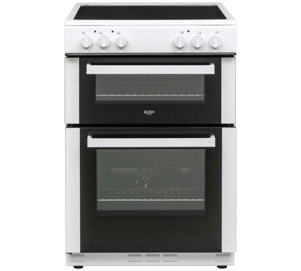 Bush Bt60elw Electric Cooker Appliance Spotter