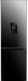 Bush FD2-39D Fridge Freezer Black pi